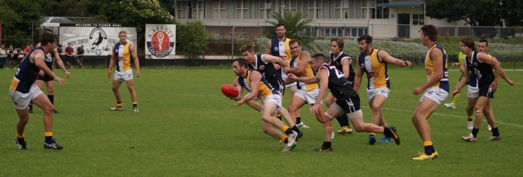 Dean Costello is the Leader of the Pack.   Picture courtesy of Mark Spiteri